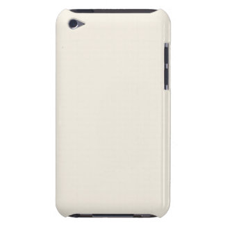 Light Ivory Tan Taupe Color Trend Blank Template iPod Touch Cases