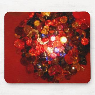 Light Jewels Colors Fun Mousepad Mouse Pad