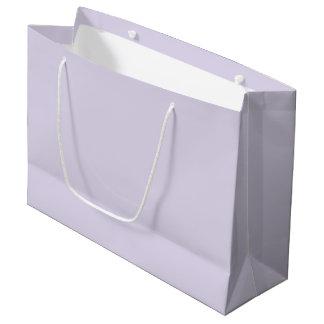 Light Lilac Large Gift Bag