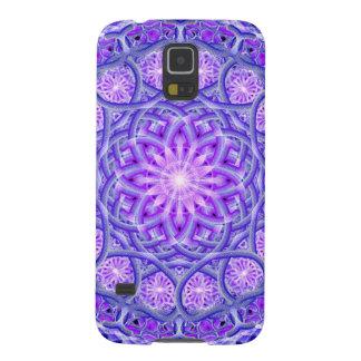 Light Lotus Mandala Case For Galaxy S5