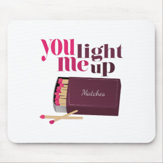 Light Me Up Mouse Pad