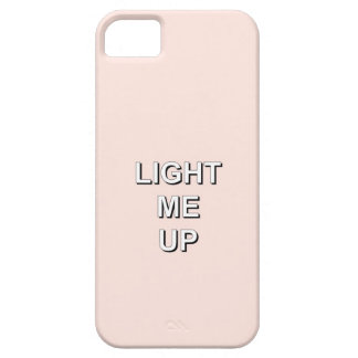 Light Me Up Phone Case Case For The iPhone 5