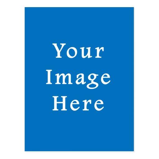 Light Muted Blue Medium Hanukkah Chanukah Hanukah Post Cards