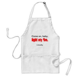 Light my Fire BBQ apron