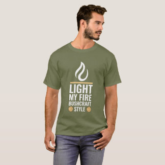 Light My Fire Bushcraft Style T-Shirt