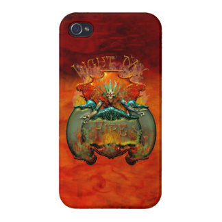Light my Fire iPhone 4 Cover