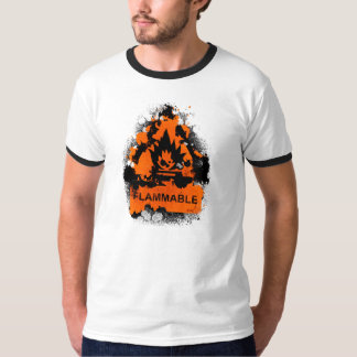 Light My Fire - Men's Ringer T-Shirt