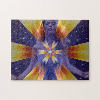 Light of the heart jigsaw puzzle