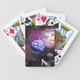 Light Of the World Bicycle Playing Cards