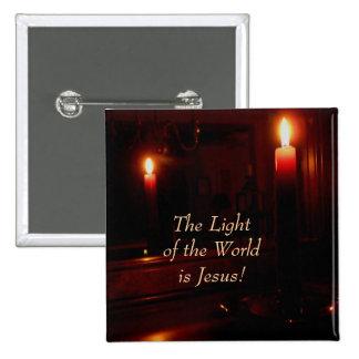 Light of the World Button