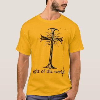Light of the world (cross) T-Shirt