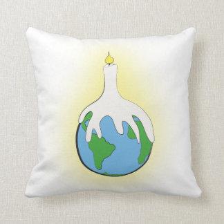 Light of the world pillow