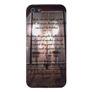 Light of the world iPhone 5 Case