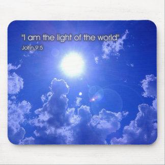 Light of the world - mousepad