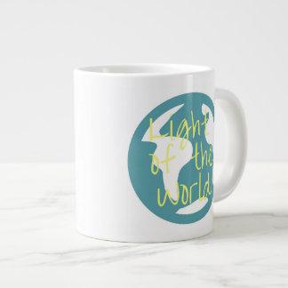 Light of the World Mug Jumbo Mug