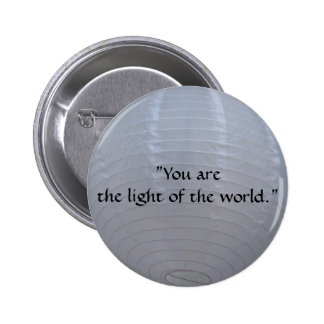 Light of the World Pinback Button