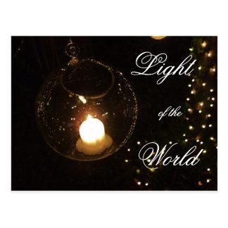 Light of the World Postcard