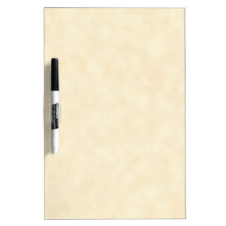 Light Parchment Texture Background Dry Erase Board