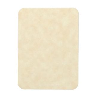 Light Parchment Texture Background Rectangular Photo Magnet