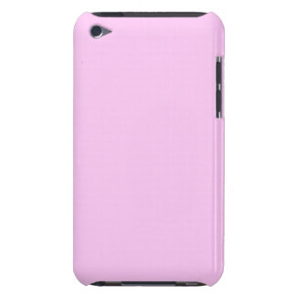 Light Pink Barely There iPod Touch Case