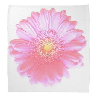 Light pink gerbera daisy kerchiefs