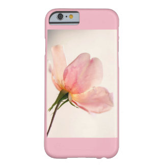 Light pink petals barely there iPhone 6 case