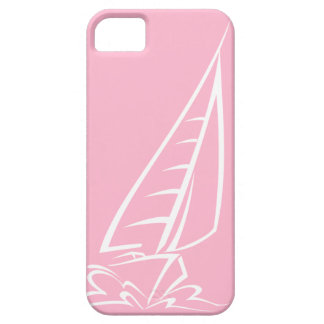 Light Pink Sailing iPhone 5 Cases