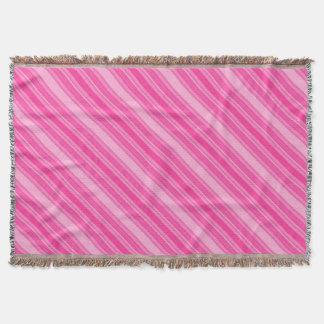 Light Pink to Dark Pink Stripes