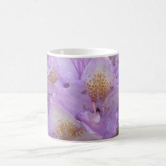 Light Plum Rhododendron in Spring Coffee Mug