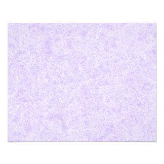 Light Purple Background Pattern Full Color Flyer