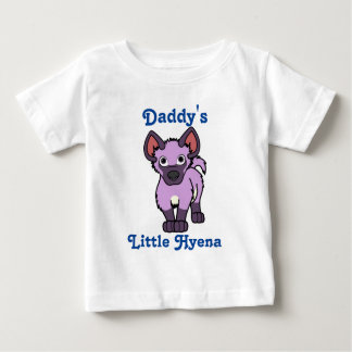 Light Purple Hyena Cub Baby T-Shirt