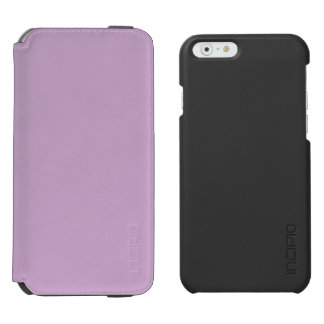 Light Purple Incipio Watson™ iPhone 6 Wallet Case