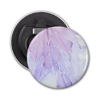 Light Purple Marble Break Bottle Opener