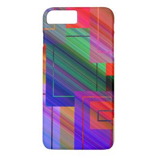Light Ray Rectangles iPhone 8 Plus/7 Plus Case