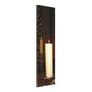 Light Reflection Gallery Wrap Canvas
