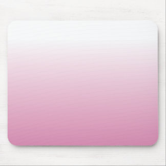 LIGHT ROSE OMBRE MOUSE PAD