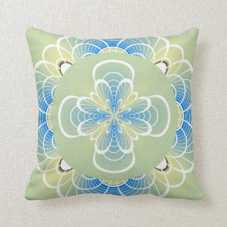 Light Sage Green American MoJo Pillow