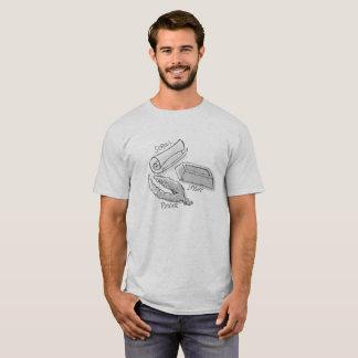 Light Scroll, Pincer, Ingot T-Shirt