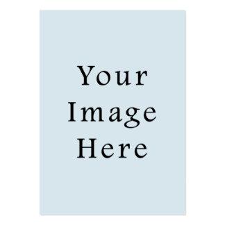 Light Seafoam Blue Sea Foam Color Trend Template Business Card