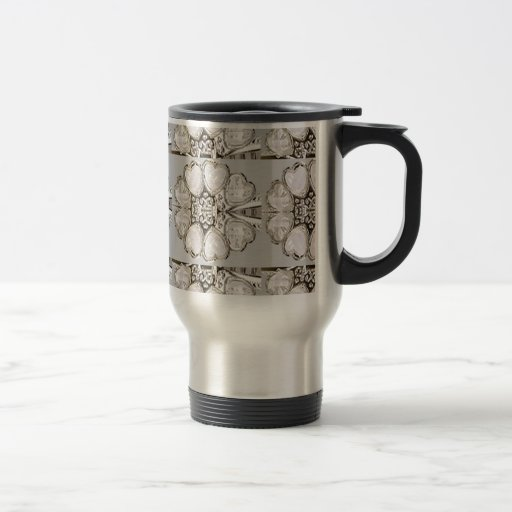 Light Shade Imitation Jewel Pattern HOLIDAY GIFTS Mugs