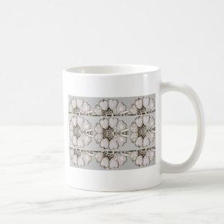Light Shade Imitation Jewel Pattern HOLIDAY GIFTS Coffee Mugs