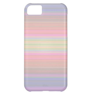 Light Shade Stripes : Write on or add image iPhone 5C Case