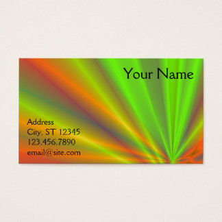 Light Show Business Card