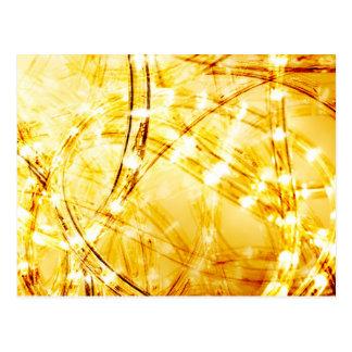 Light Speed Postcard