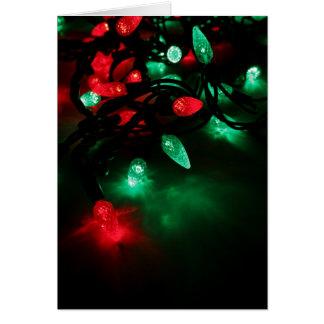 Light Strings Card