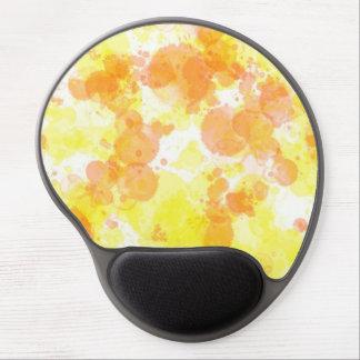 Light Sunburst Gel Mousepad