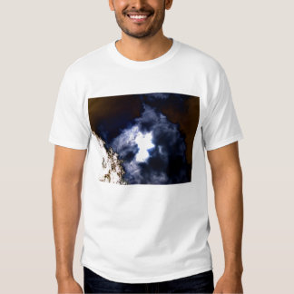 Light Surrounded By Darkness and Negative Tree by T Shirts