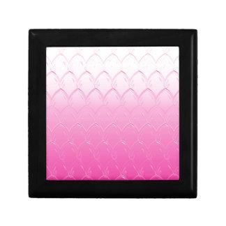 Light to Dark Pink Scales Gift Box