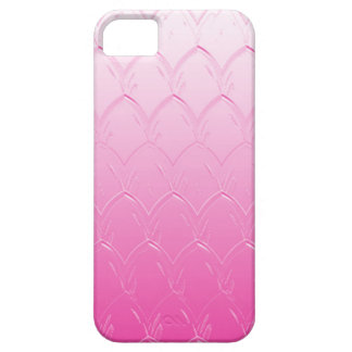 Light to Dark Pink Scales iPhone 5 Cases