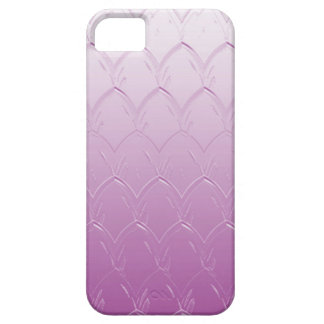 Light to Dark Purple Scales Barely There iPhone 5 Case